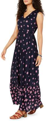 Style&Co. Style & Co. Floral-Print Maxi Dress