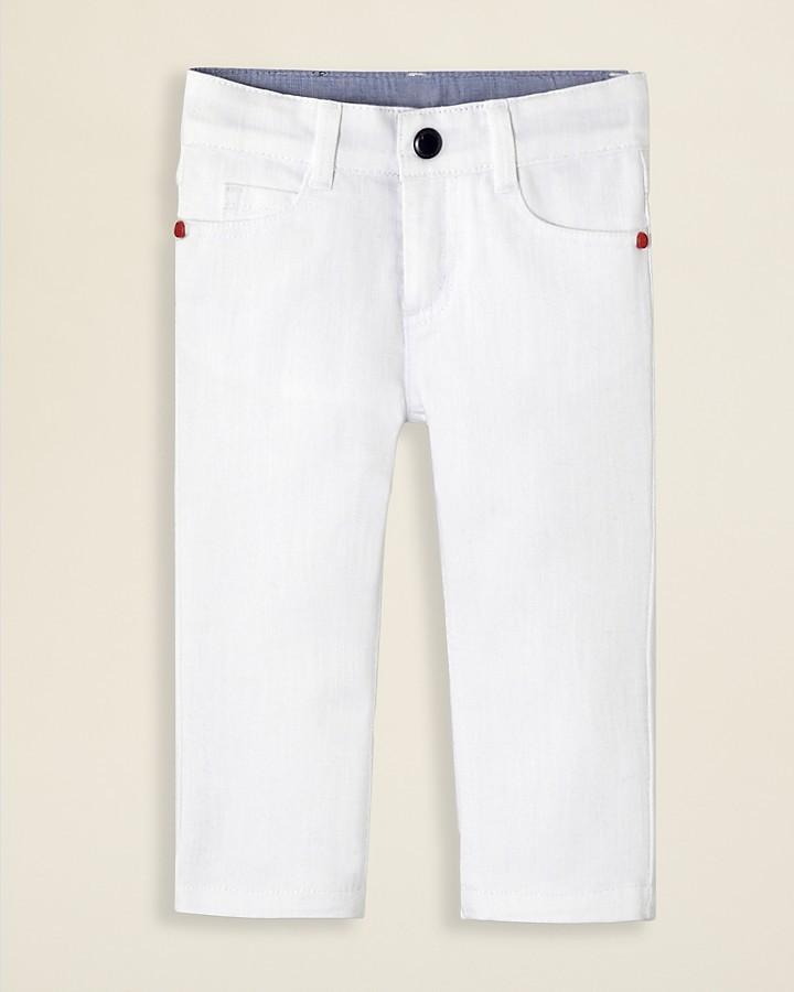 Jacadi Infant Boys' Autour du Bassin Marlin Jeans - Sizes 6-36 Months