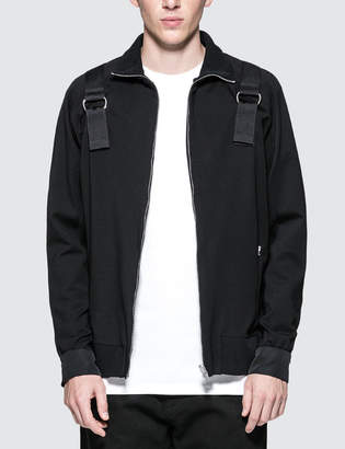 Alyx Track Jacket With Removable Backpack
