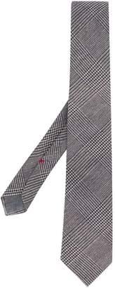 Brunello Cucinelli plaid woven tie