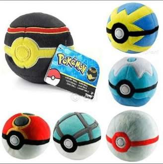 Pokemon Tomy Plush Pokeball - 1 Supplied