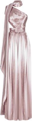 Rasario One Shoulder Gown