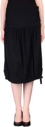 Yohji Yamamoto Y'S Knee length skirts