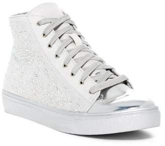 Cape Robbin Dolly Embellished Sneaker