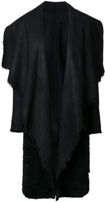 Salvatore Santoro oversized coat