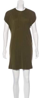 Diane von Furstenberg Knee-Length Short Sleeve Dress