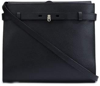 Valextra zipped crossbody bag