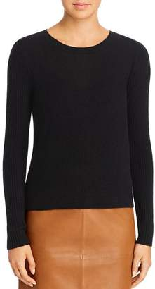 Majestic Filatures Cashmere Button-Back Sweater