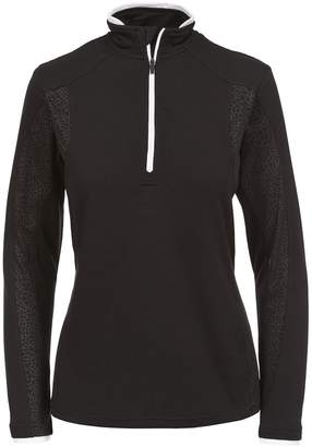 Trespass Womens/Ladies Ollog Half Zip Active Fleece Top (M)