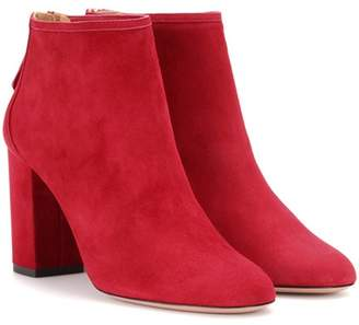 Downtown 85 suede boots