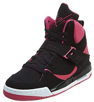Jordan FLIGHT 45 HIGH IP GG girls basketball-shoes 837024-008_9Y