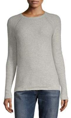 Zadig & Voltaire Jane Pointelle Deluxe Cashmere Sweater
