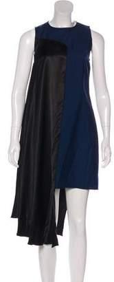 Maison Margiela Sleeveless Asymmetrical Dress