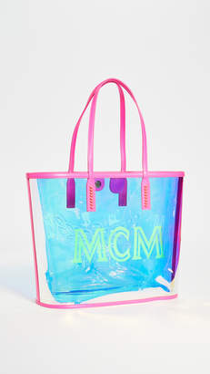 MCM Luccent Medium Shopper Bag