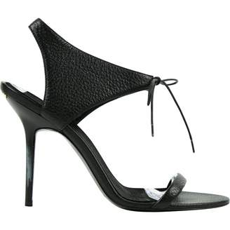 Burberry Leather heels