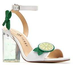 Katy Perry Rita Mojito Lucite Sandals