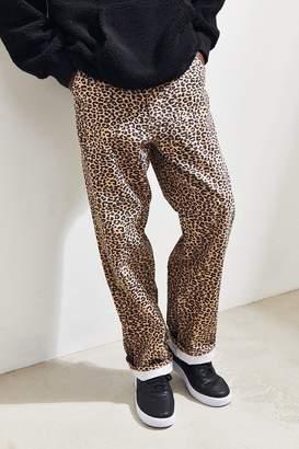 Lazy Oaf Leopard Print Pant