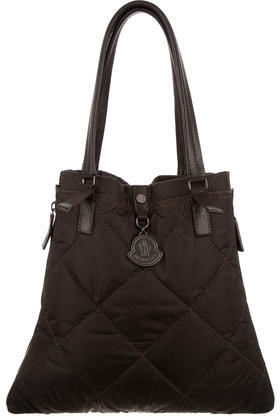 MonclerMoncler Quilted Nylon Tote