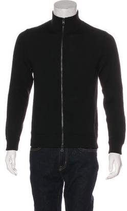 Theory Knitted Wool Sweater