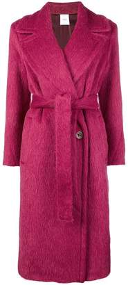 Agnona belted coat