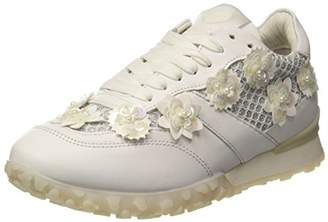 Twin-Set Twin Set Women CS7PAC Low Trainers White Size: 38