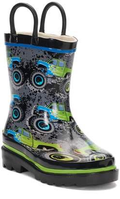 Western Chief Crusher Boys' Waterproof Rain Boots