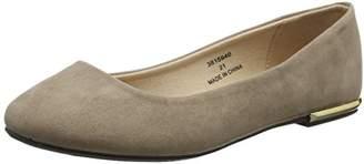 New Look Women's 3815940 Closed Toe Heels, (Light Brown 21), 38 EU