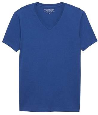 Banana Republic Authentic SUPIMA® Cotton V-Neck T-Shirt