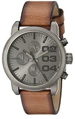 Diesel Women's DZ5465 Analog Display Analog Quartz Brown Watch
