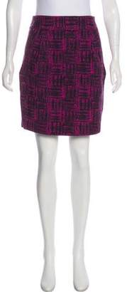 Marc by Marc Jacobs Printed Mini Skirt
