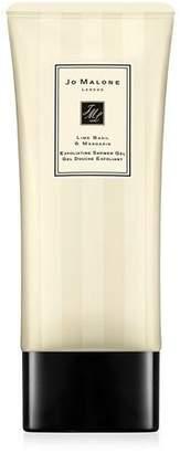 Jo Malone Lime Basil & Mandarin Exfoliating Shower Gel