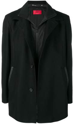 HUGO BOSS single-breasted coat