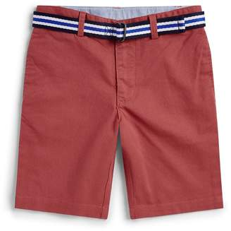 Polo Ralph Lauren Slim-Fit Belted Shorts