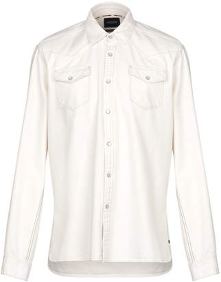 Scotch & Soda Denim shirts - Item 42709349HH