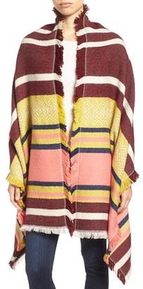 Women's Collection Xiix Cabana Stripe Wrap $58 thestylecure.com