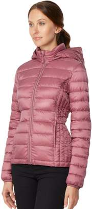 Heatkeep Women's HeatKeep Hooded Packable Puffer Down Jacket