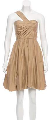 A.L.C. One-Shoulder Mini Dress