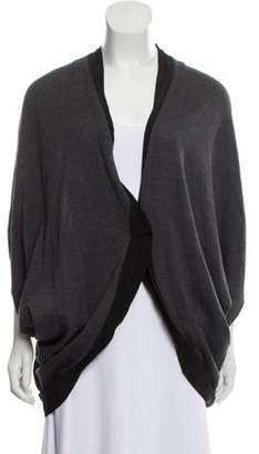 Lanvin Wool Lightweight Cardigan grey Wool Lightweight Cardigan