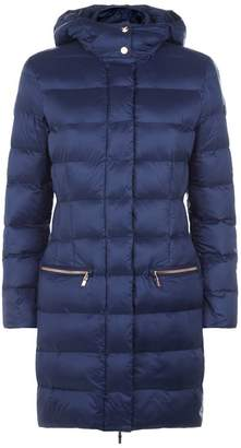Giorgio Armani Ea7 Quilted Down Jacket