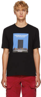 Undercover Black Last Supper T-Shirt
