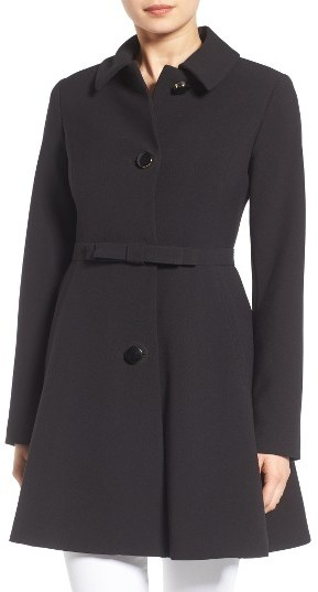 Kate Spade Women's Kate Spade Fit & Flare Coat