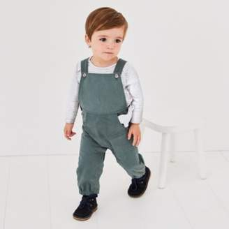 The White Company Dungaree & Toy Set