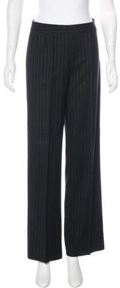 Etro Mid-Rise Pinstripe Pants