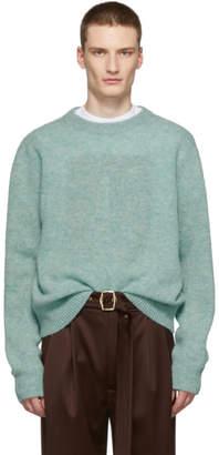 Acne Studios Blue Kai Crewneck Sweater