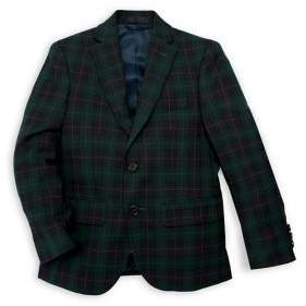 Lauren Ralph Lauren Boy's Plaid Blazer
