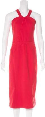 Zac Posen Sleeveless Midi Dress w/ Tags