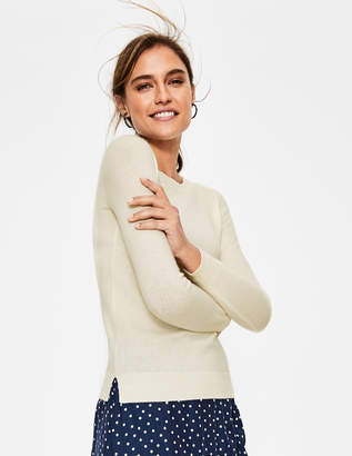 Boden Cashmere Crew Sweater