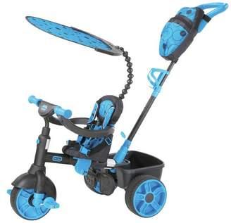Little Tikes 4-in-1 Deluxe Trike - Neon Blue
