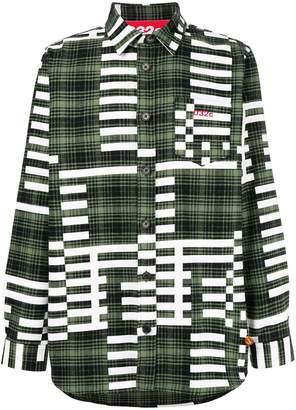 032c WWB flannel shirt