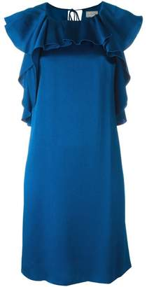Lanvin ruffled shift dress